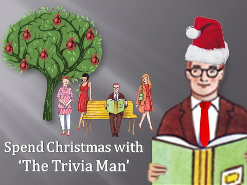 The Christmas Trivia Man cropped