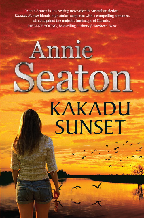 Annie Seaton Kakadu Sunset cover 480