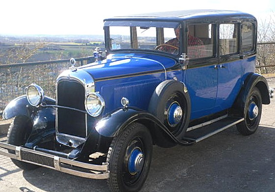 Citroen AC4 Berline 1927